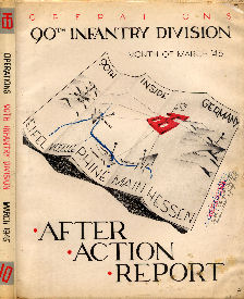 March After Action Report Cover